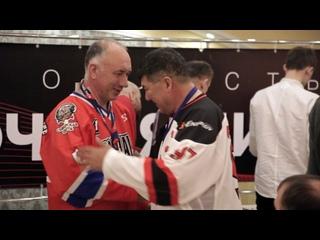 Омские хоккейные товарищи!