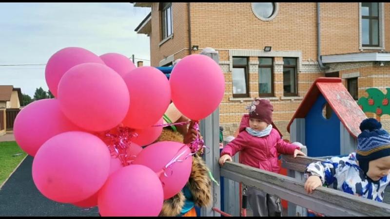 Видео от Частный детский сад премиум класса Винни Пух