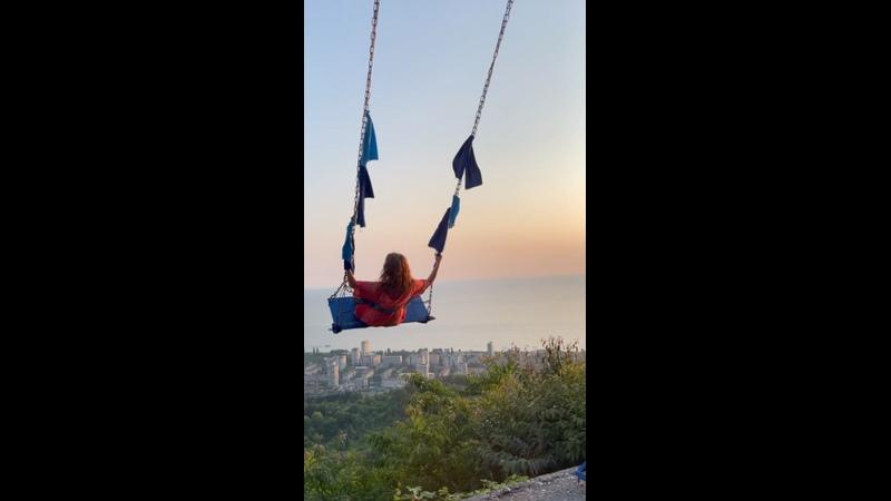 Видео от Елены Хватовой