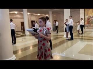 """Акция """"Память в танце. Случайный вальс"""". ."""