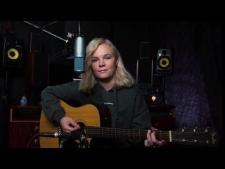 Саютина Анна Константиновна, кавер на песню «Дыхание» Наутилус Помпилиус