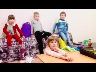 English alphabet дети поют английский алфавит