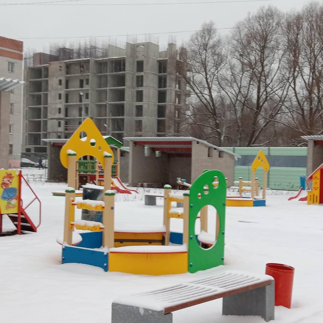Проверили ход строительства детских садов, которые должны быть построены в 2020