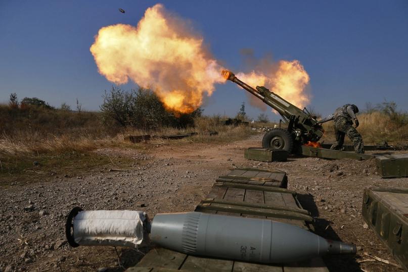 Военнослужащие НМ ДНР подавили огневую точку ВСУ. Украинская армия несет потери