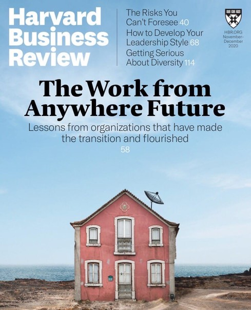 Harvard Business Review USA. November-December 2020