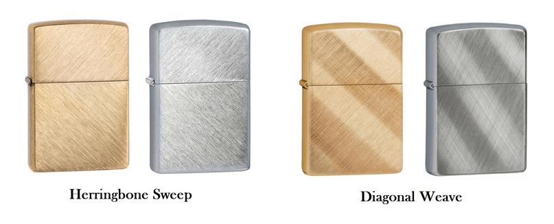 Встречают по одёжке: виды покрытия Zippo, изображение №4