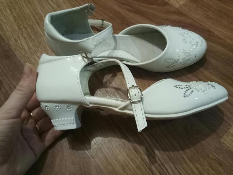 Новые туфли, одевали один раз на | Объявления Орска и Новотроицка №18249
