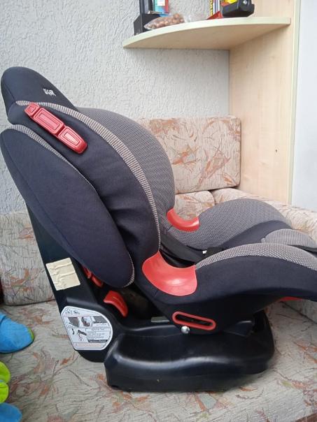 Продам детское кресло Siger Кокон, крепление Isofi...