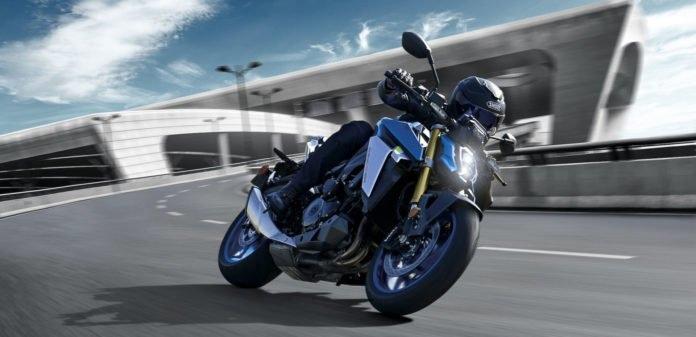 Новый мотоцикл Suzuki GSX-S1000 2021