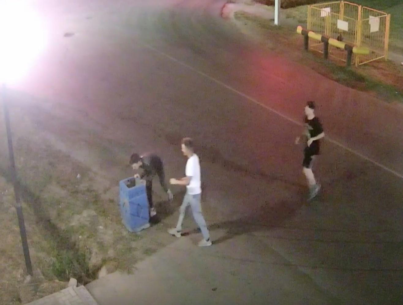 Продолжение истории про ночных хулиганов https://vk.com/wall-39444300_314381Парнишек узнали
