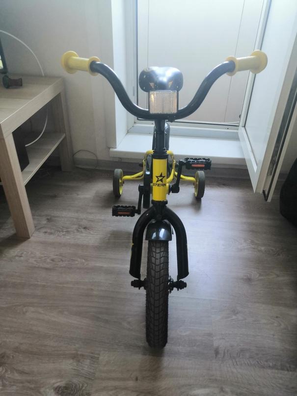 Купить 2 колёсный велосипед со | Объявления Орска и Новотроицка №18099