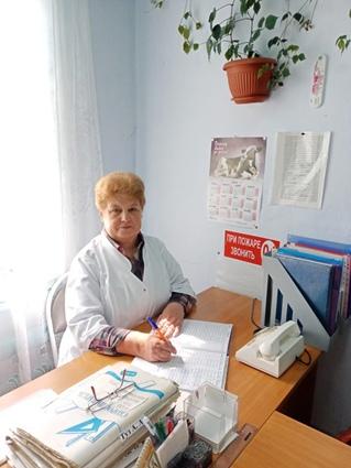 Ковшикова Светлана Юрьевна – медицинская сестра, стаж работы 34 года.