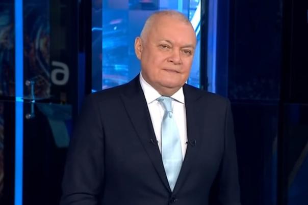 Телеведущий Дмитрий Киселёв заявил, что возмущён л...