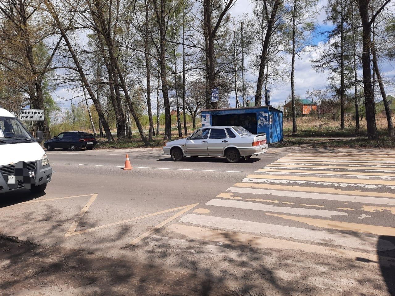 """В Курске на """"зебре"""" насмерть сбили пешехода"""