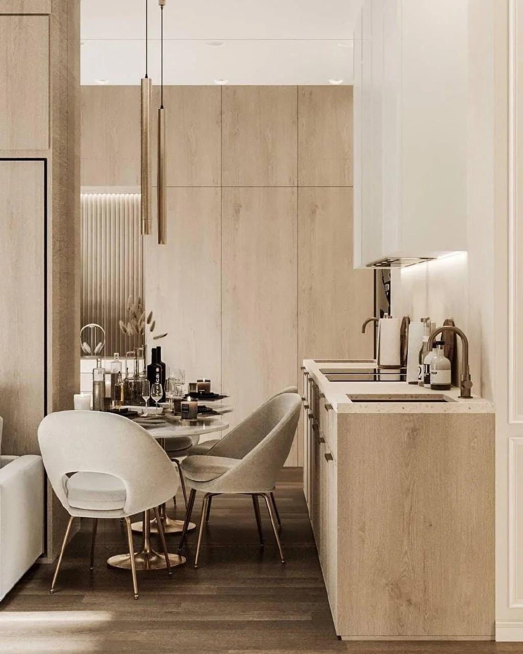 Проект маленькой квартиры 22 кв.