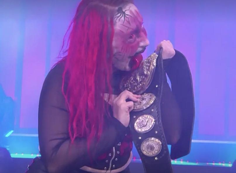 AEW Dynamite и NXT 25.11.20, изображение №7