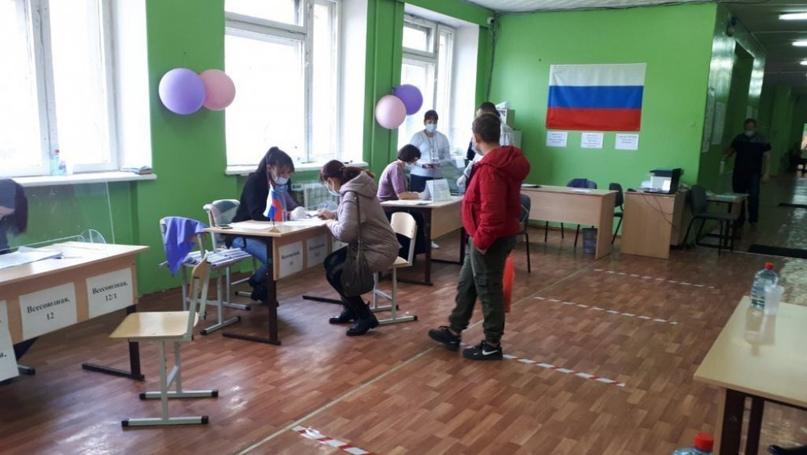 Общественники принимают активное участие в избирательном процессе