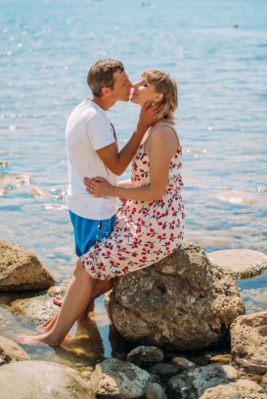 Love Story фотосессия в Орджоникидзе - Фотограф MaryVish.ru