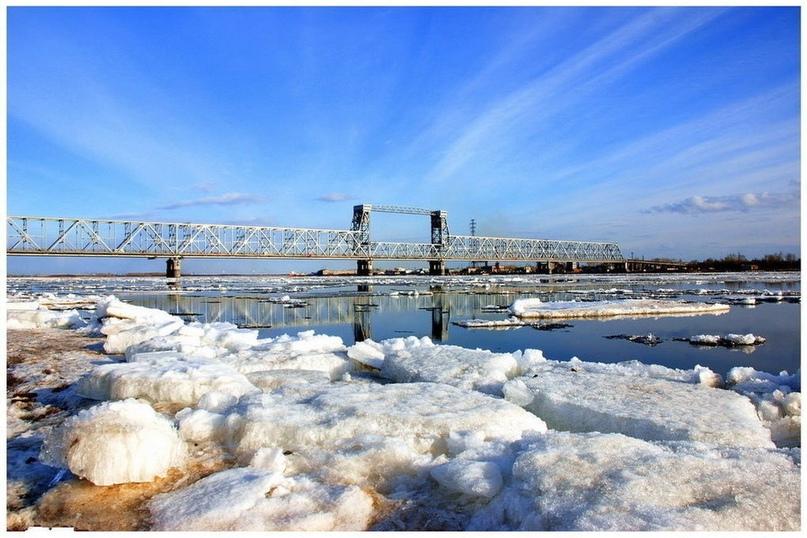 В Архангельской области ледоход ожидается в привычные сроки