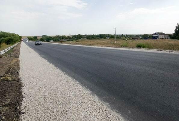 Свыше 100 километров региональных дорог привели в нормативное состояние