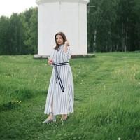 Фотография Анастасии Задоровой