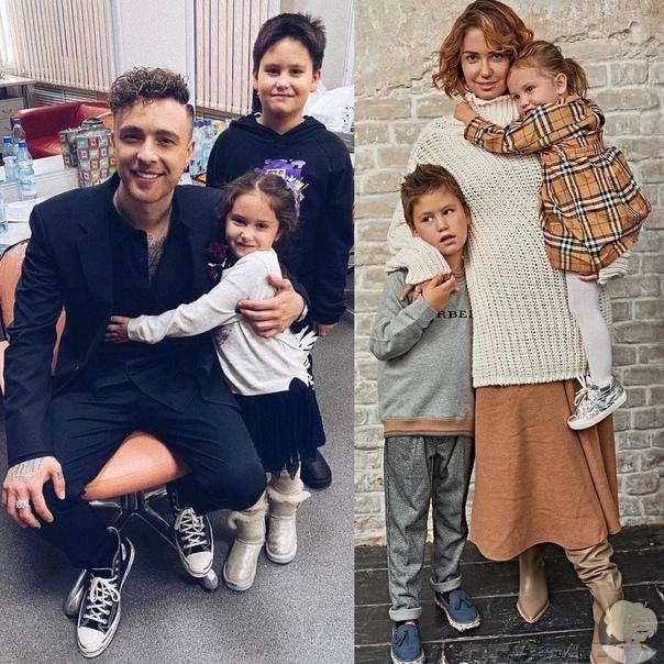 Агата Муцениеце познакомила свою 4-летнюю дочь с Егором Кридом, о встрече с которым девочка мечтала