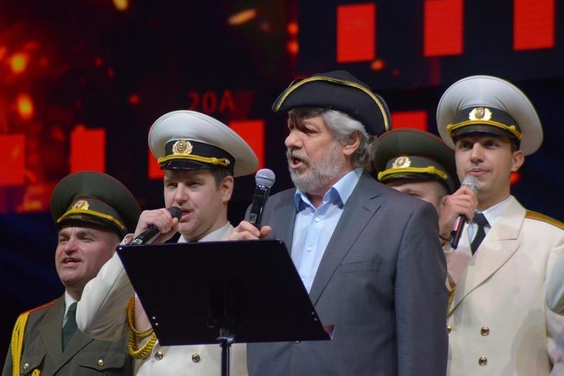 Актер Сергей Паршин