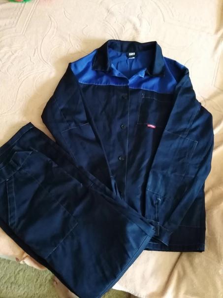 Продам мужской рабочий костюм. 54разм. Одевался од...