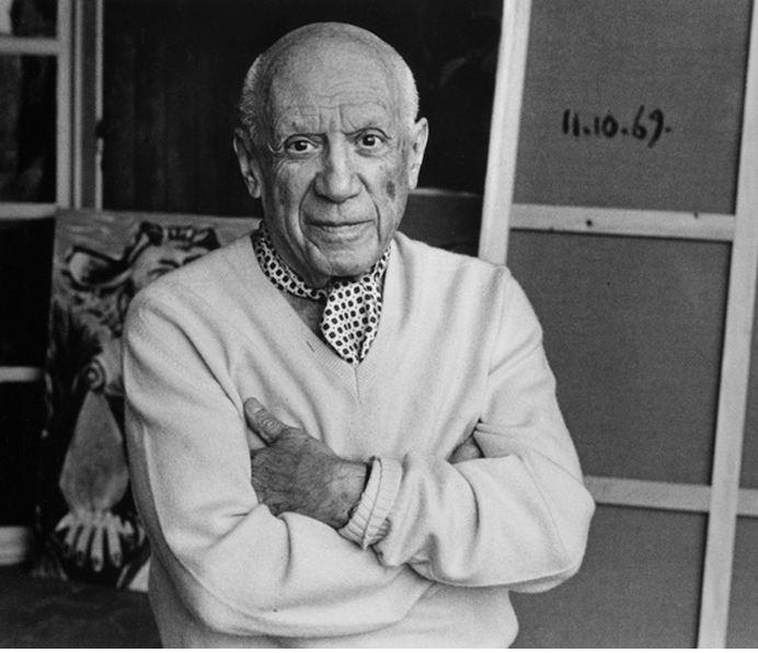 25 октября родился ПАБЛО ПИКАССО – испанский и французский художник, скульптор,...