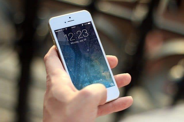 В Минске задержали мужчину, который нашел и присвоил себе чужой мобильный телефон
