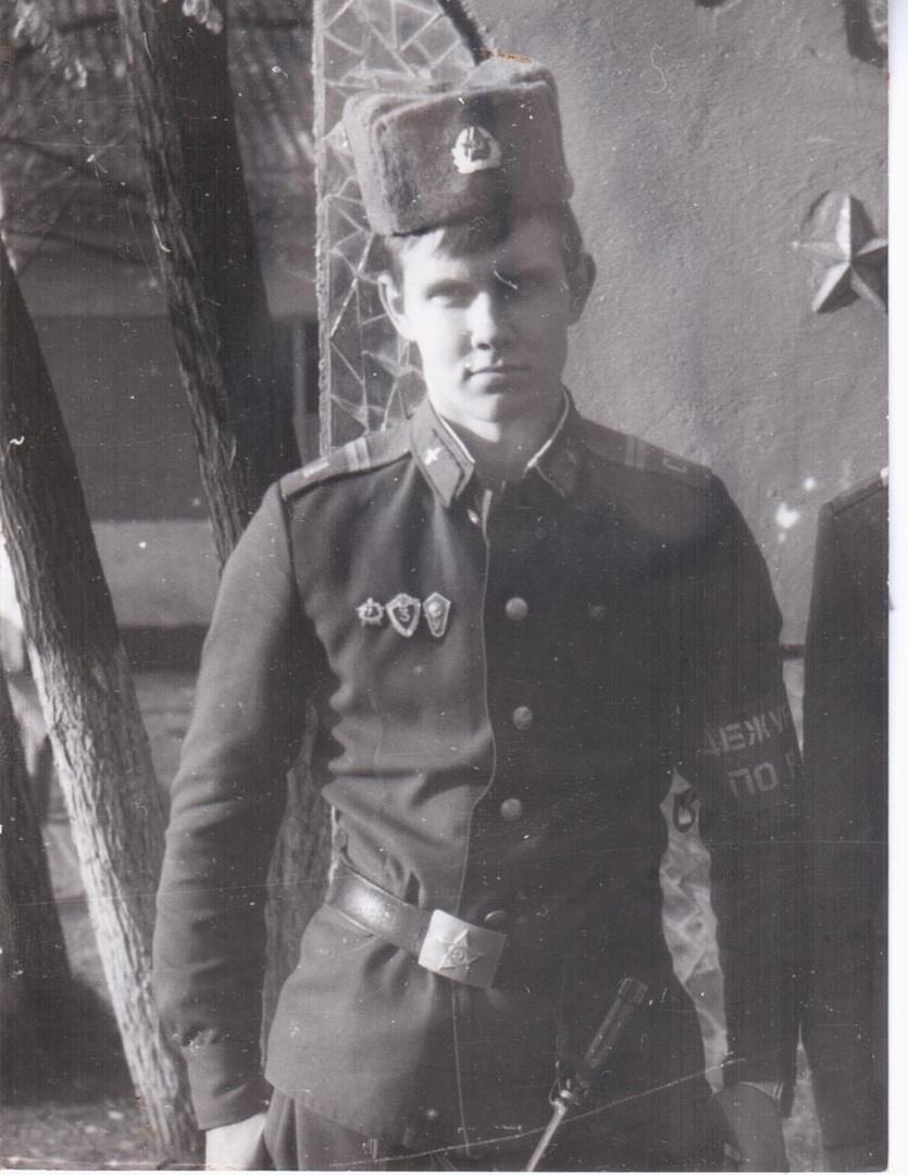Сергей Березовский, Уварово - фото №1