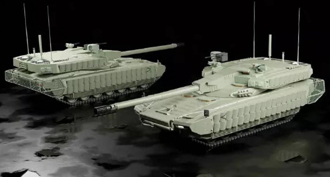 Концепт танка-2
