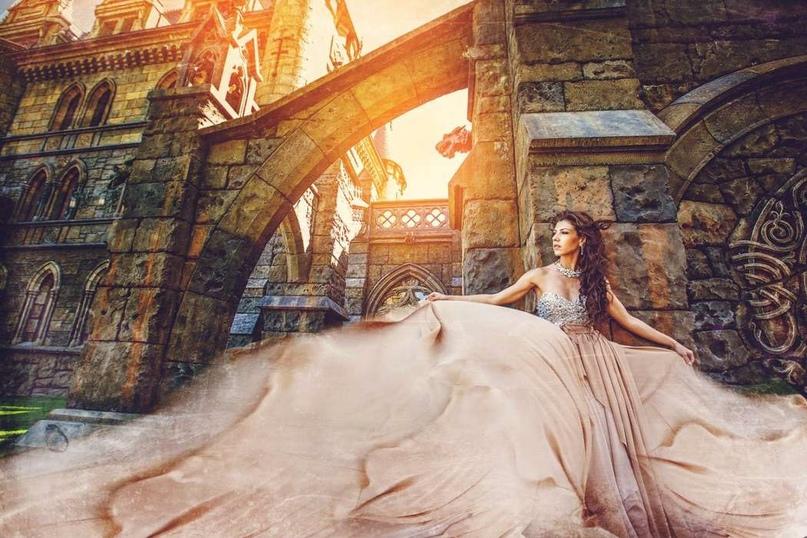 Замок Гарибальди (Самарская область) - новый тренд сезона!