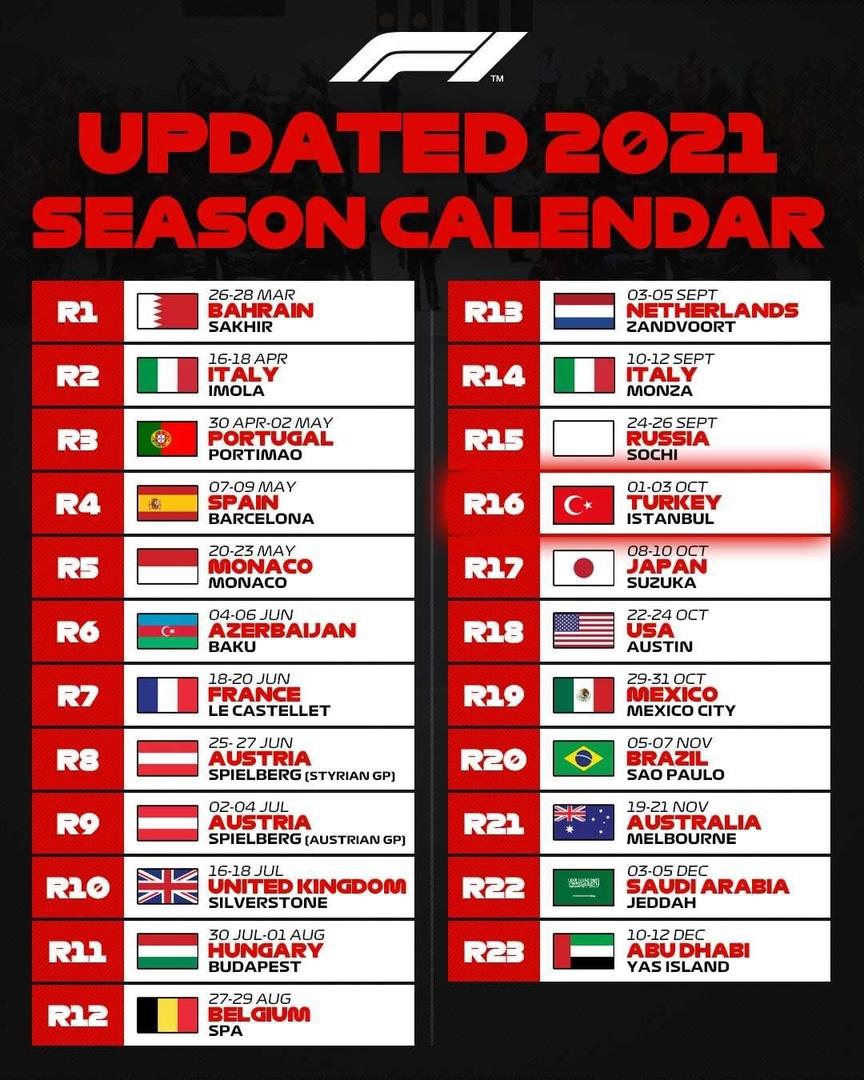 Turkish Grand Prix returns