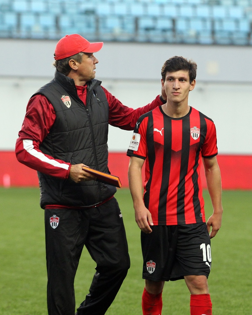Камран Алиев: «После первой игры поймал себя на мысли, что все здесь как дома», изображение №5