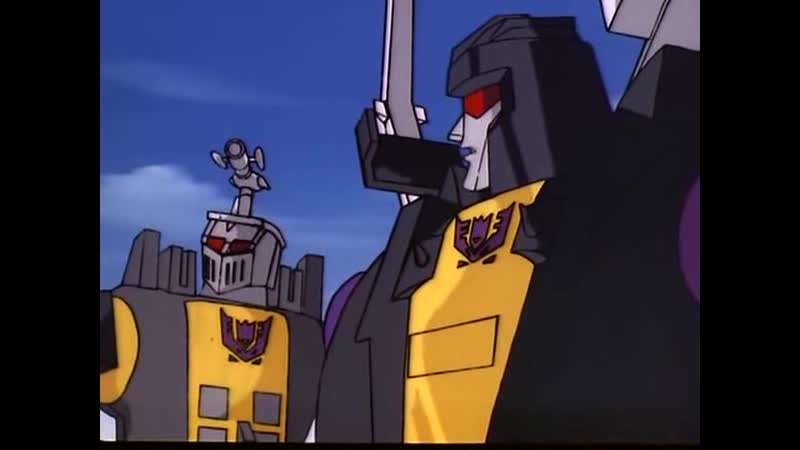The Transformers s2e29 Quest for survival 1985 Трансформеры С2Э29 Борьба за выживание 1985 год