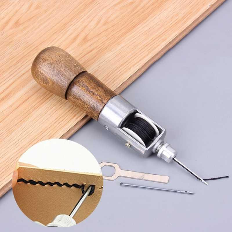 Инструмент для прошивки кожи вручную -