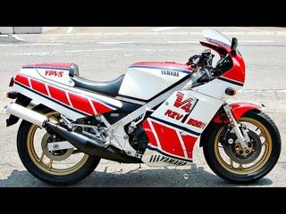 🔥 Yamaha RD500LC (RZ500 ,RZV500R) - ДвухТактный Бес 😈!