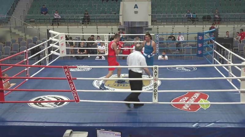Всероссийские соревнования по боксу памяти И Д Кобзона день 2 продолжение