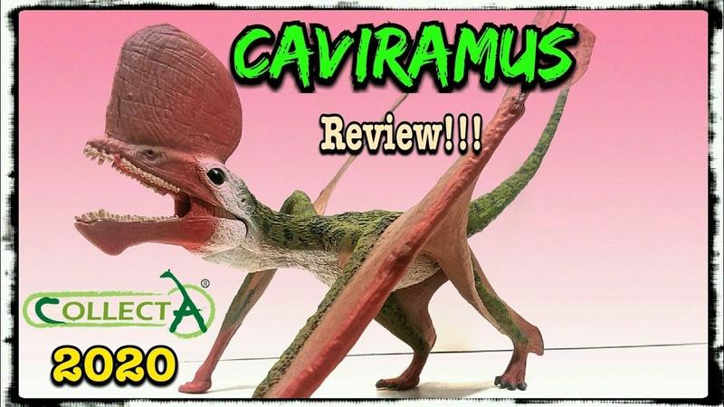2020 Collecta Supreme Deluxe Caviramus Review