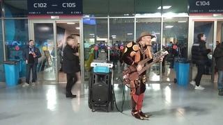 Chuquiciera, человек-оркестр Михаил Каретко