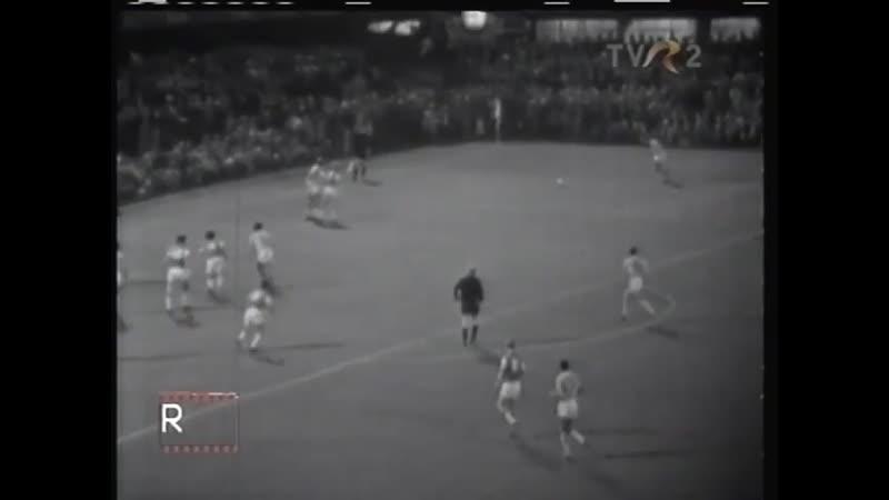 Фейеноорд УТА Первый матч 1 16 финала КЕЧ 1970 1971