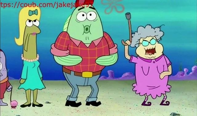 Plankton Roast · coub, коуб