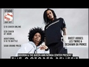 Les Twins Dance 4 Life judge Demo showcase after party Cypher