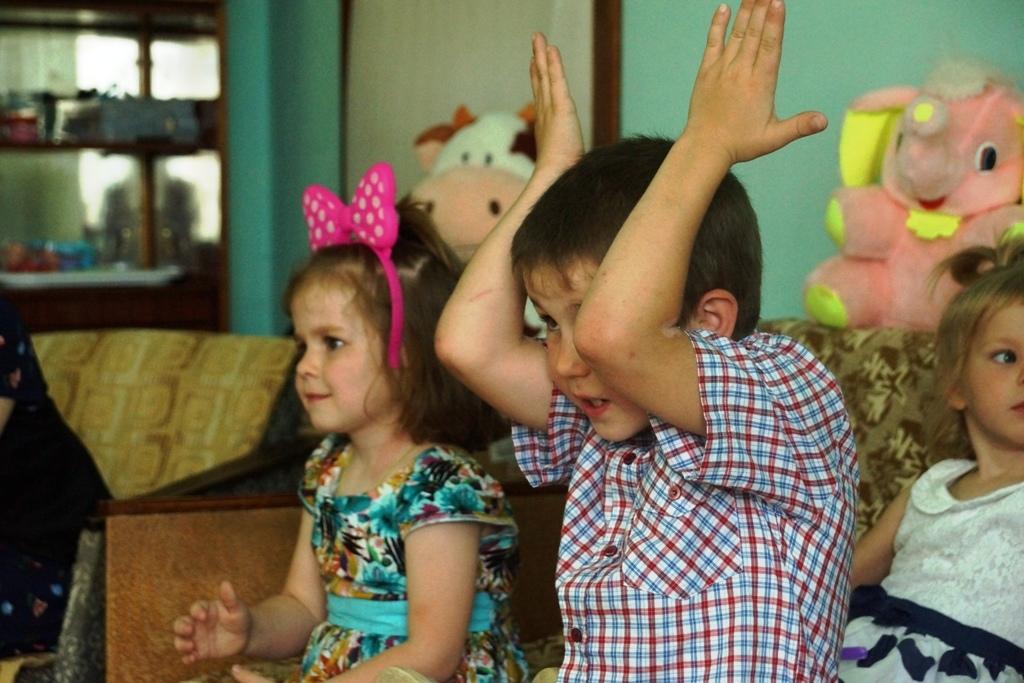 Прошел детский праздник в нашем центре 14