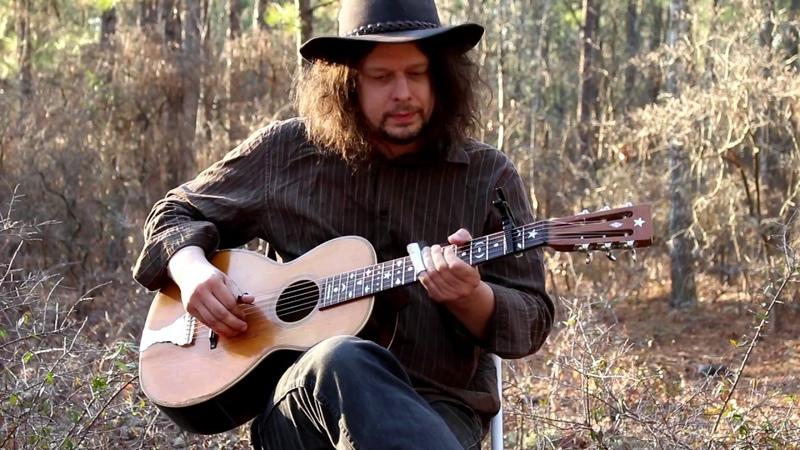 Crossroad Blues Slide Guitar Delta Blues Edward Phillips