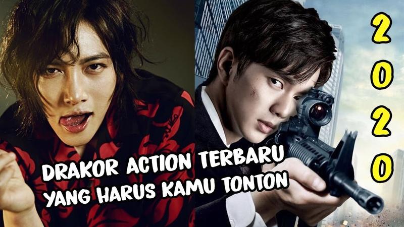 LAGA 8 DRAMA KOREA ACTION TERBARU 2020 YANG HARUS KAMU TONTON