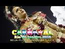 Rio Carnival 2018 desfile Beija Flor Unidos da Tijuca