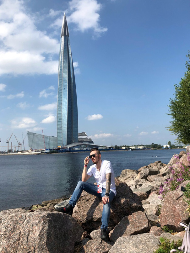 Эдуард Перец | Москва