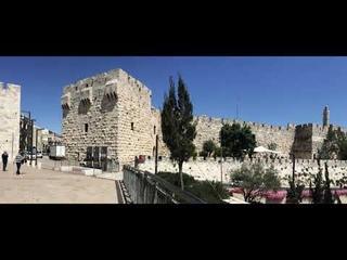 Тайны Иерусалима. Путешествие по стенам и крышам